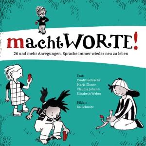 machtWORTE! erscheint im Mai 2016 in der 2. Auflage